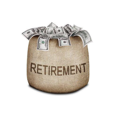 Bitcoin Retirement Portfolio