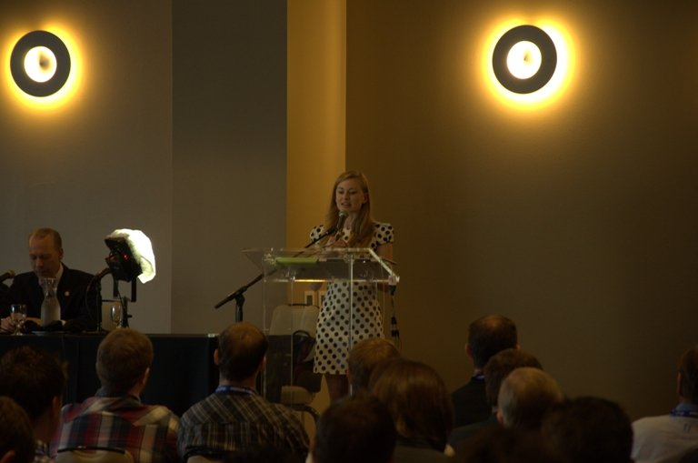 Crypto Currency Conference 2013 Atlanta Cathy Reisenwitz