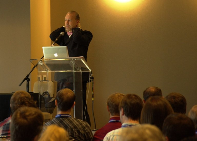 Crypto Currency Conference 2013 Atlanta Jeffrey Tucker