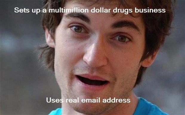 Ross Ulbricht Silk Road Meme