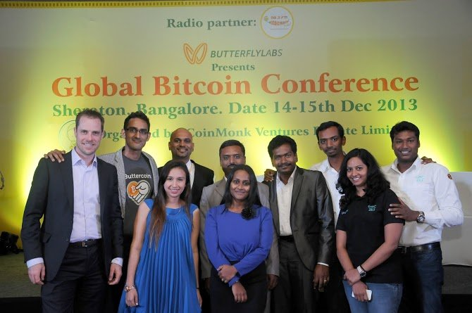 Global Bitcoin Conference India