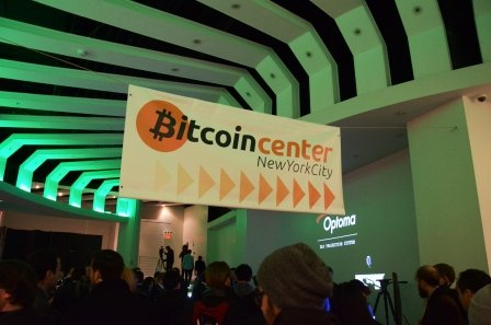 Bitcoin Center New York
