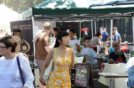 Hester Street Fair NYC Bitcoin Fair