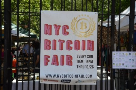 Hester Street Fair Photo - NYC Bitcoin Fair