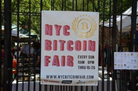 Hester Street Fair Photo - NYC Bitcoin Fair