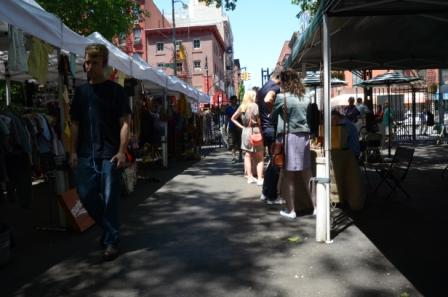 Hester Street Fair Photo