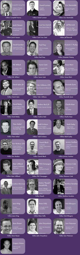 Cryptolina 2014 Speakers List