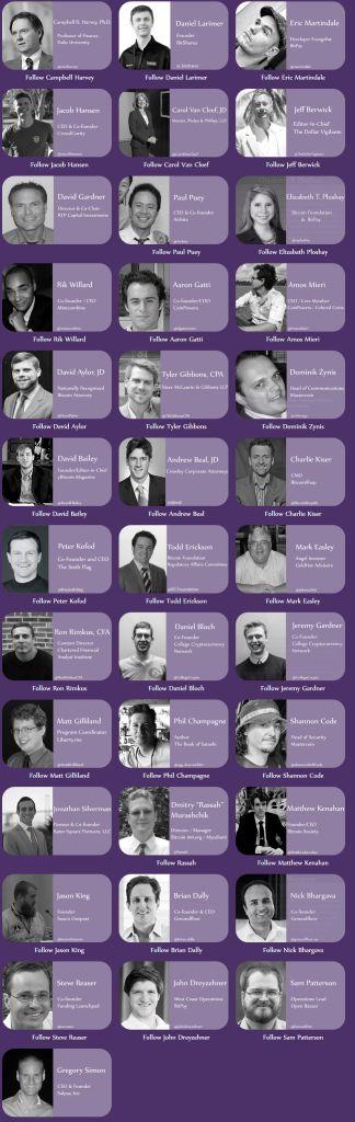 Cryptolina 2014 Speakers List