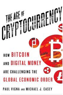 Book The Age of Cryptocurrencies